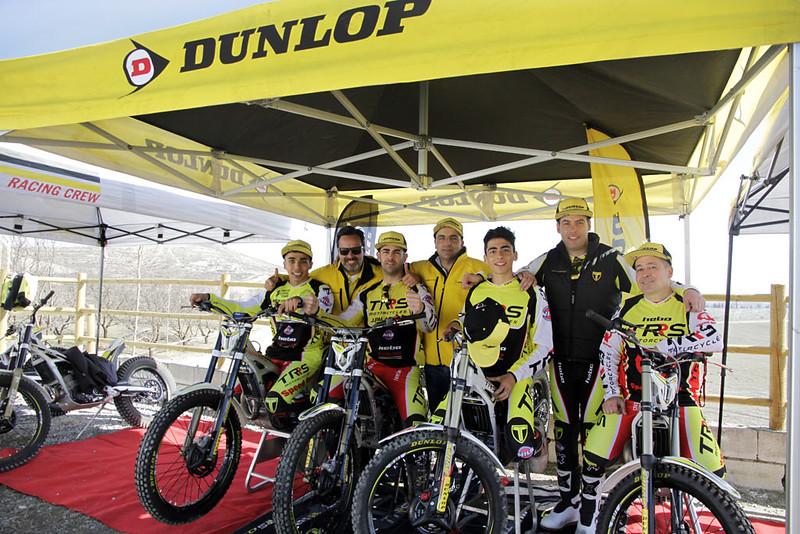 Presentación TRS Team Andalucía