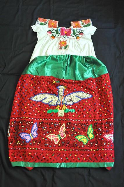Mexico China Poblana Costume Traje