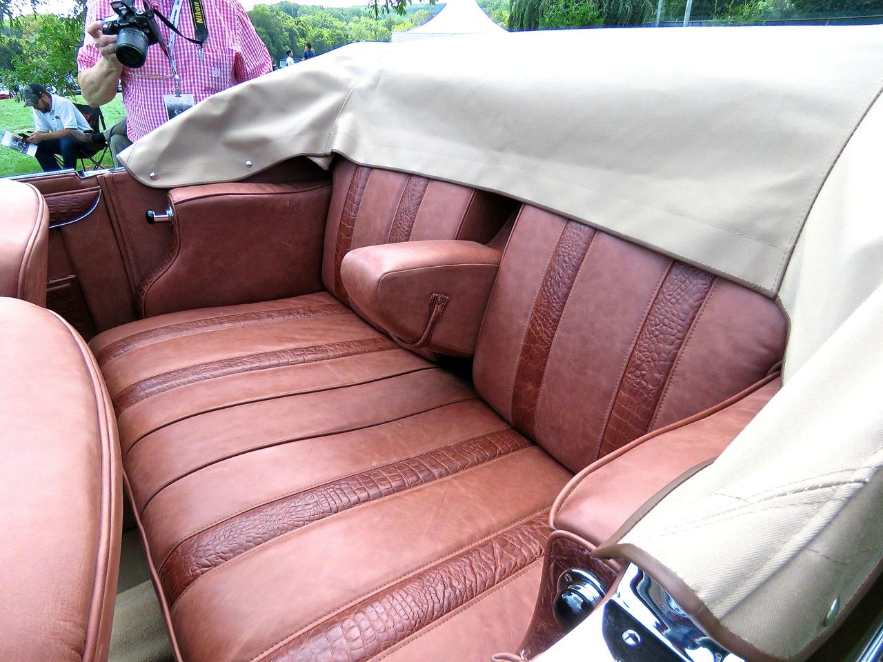 Delage D8S Cabriolet 15