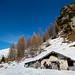 Lago Spigorel - Val Sedornia