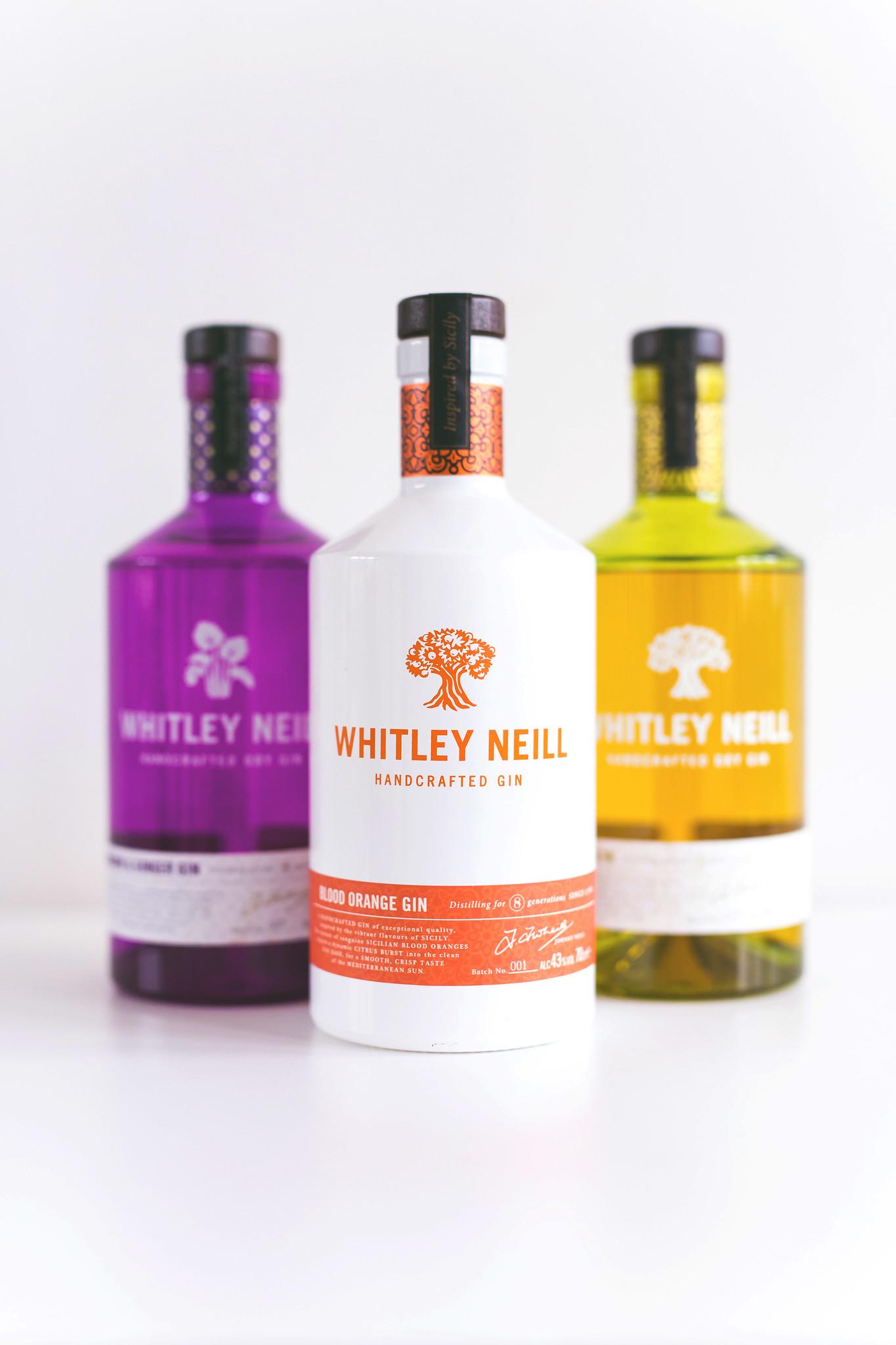 Whitley Neill Blood Orange Liqueur