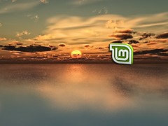 Background image for Linux Desktop.