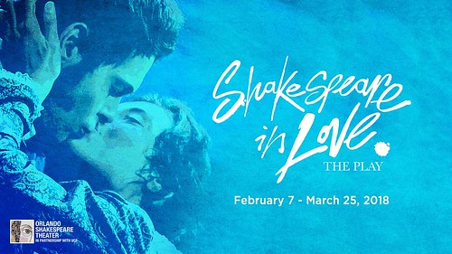 """Shakespeare in Love"" – LIVE"