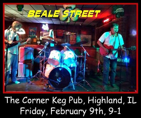 Beale Street 2-9-18