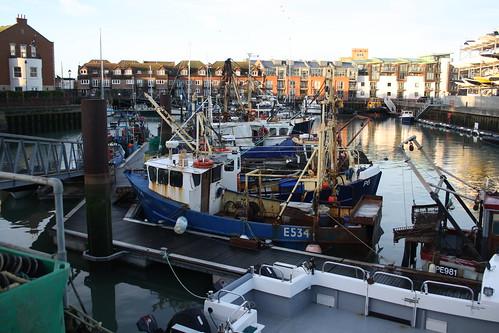 Fishing Boat E534 ATTITUDE