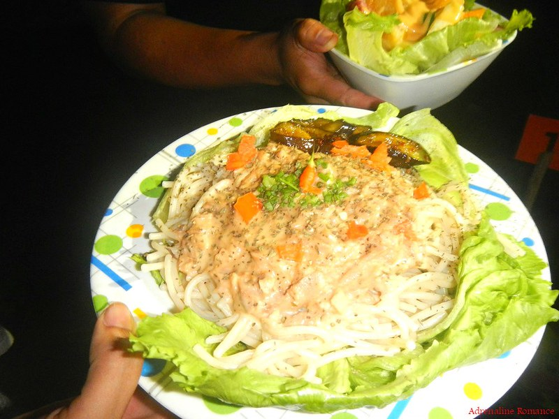 Tuna Pasta Special