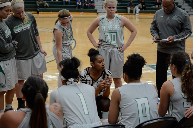 Women's Basketball - Jan. 24