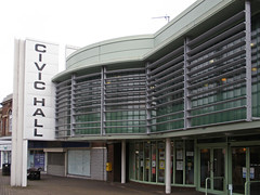 Bedworth Civic Hall:  45/365