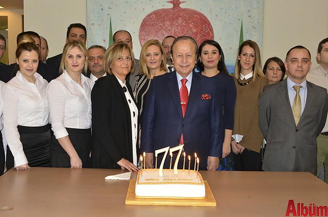 Yılmaz Ulusoy 77. yaşını dostlarıyla kutladı -6