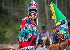 Riders in Costume