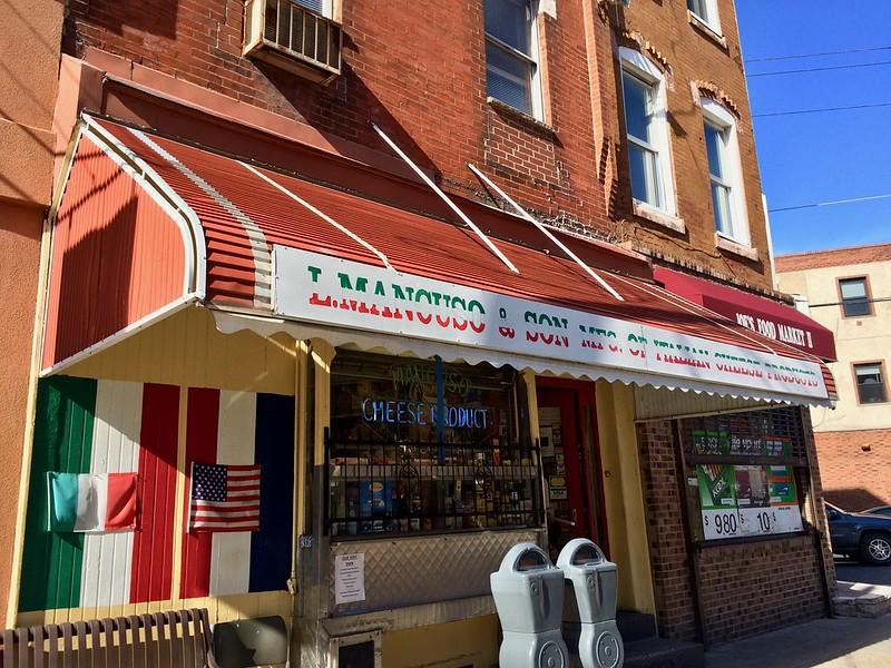 Mancuso & Son Cheese Philadelphia PA Retro Roadmap 2018