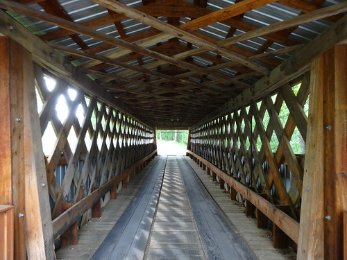 Easley Covered Bridge, Oneonta, AL5