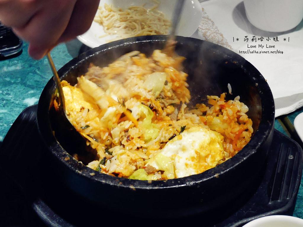 台北松山區韓國料理餐廳漢陽館 (21)
