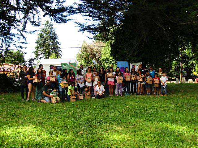 Parque Urbano el Bosque es invitado a participar del Taller Casas Nido que organiza PAR Explora Los Ríos.