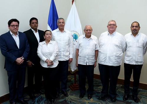Reunión del COSEFIN en República Dominicana