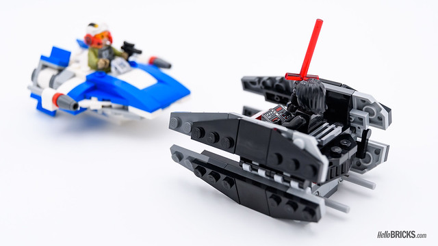 LEGO Star Wars Microfighters 75196 11
