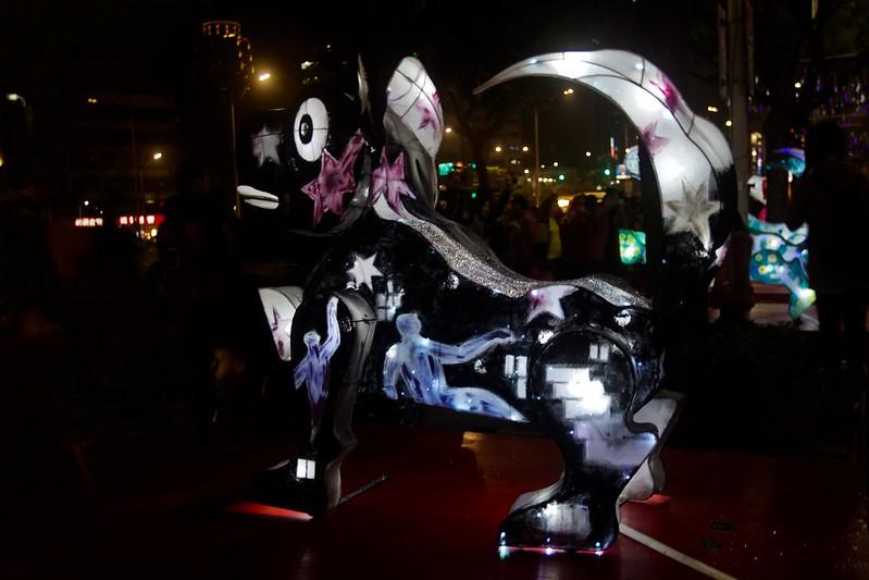 台北燈節2018