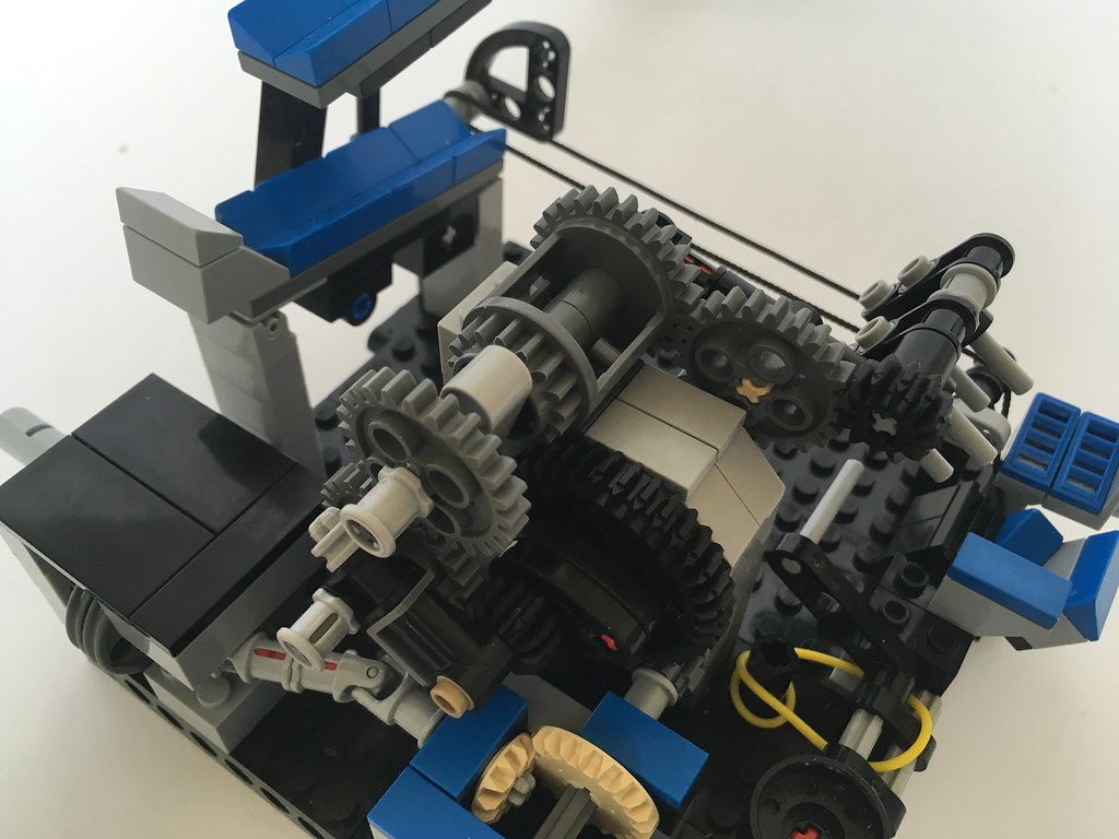 Lego GBC Cardan Lift Moniloop Photos