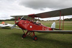 G-AAWO de Havilland DH-60G [1235] Popham 081017