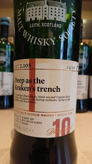 SMWS 2.105 - Deep as the Kraken's trench