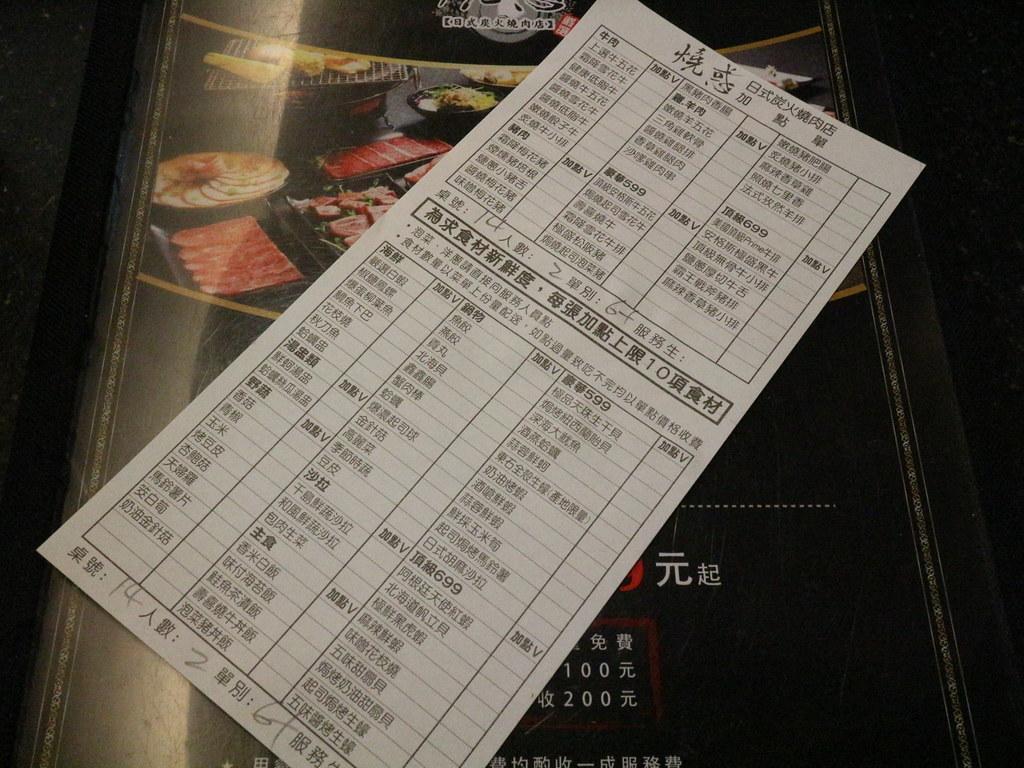 燒惑日式炭火燒肉店 (17)