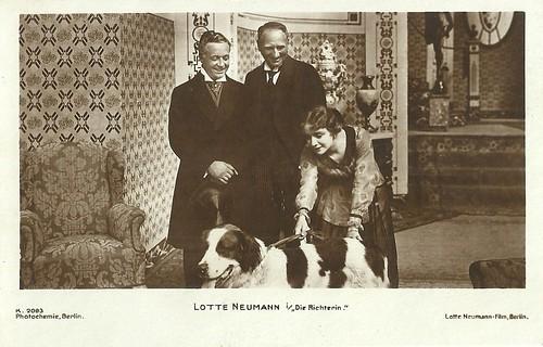 Lotte Neumann in Die Richterin