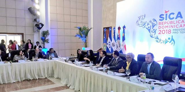 III Reunión Presencial del Comité Técnico Intersectorial del SICA