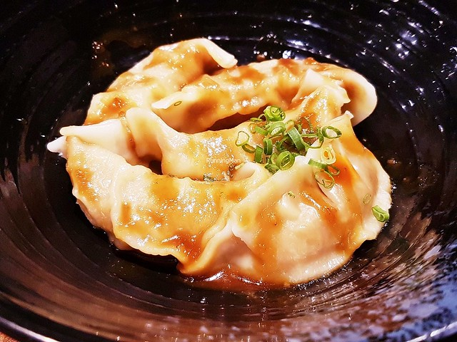 Sui Kani / Boiled Pork Dumplings With Red King Crab