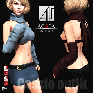 Cassie outfit @Kustom9
