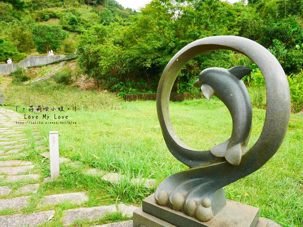 坪林老街一日遊景點石雕公園 (3)