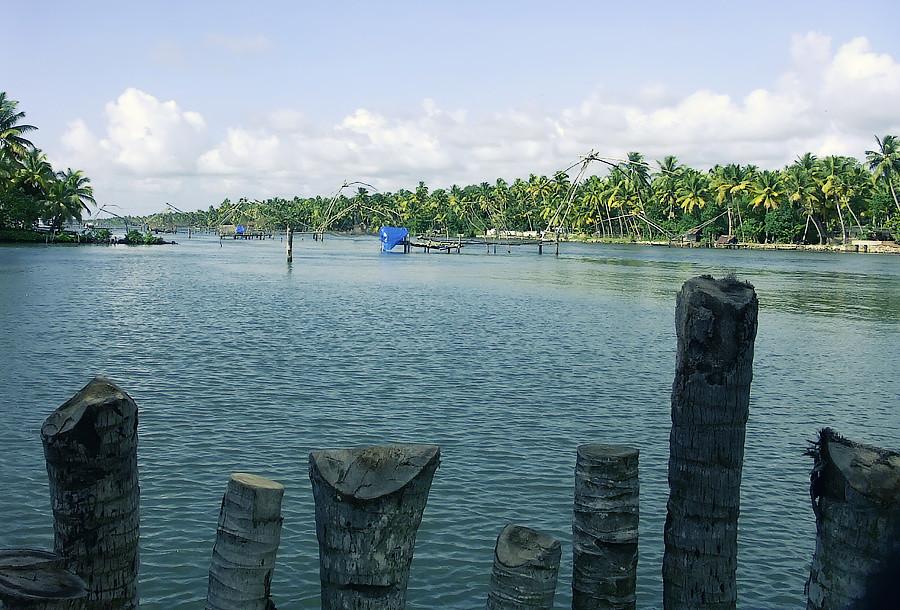 Каналы Амритапури, Керала © Kartzon Dream - авторские путешествия, авторские туры в Индию, тревел видео, фототуры