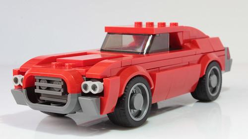 Lego Ford Gran Torino MOC