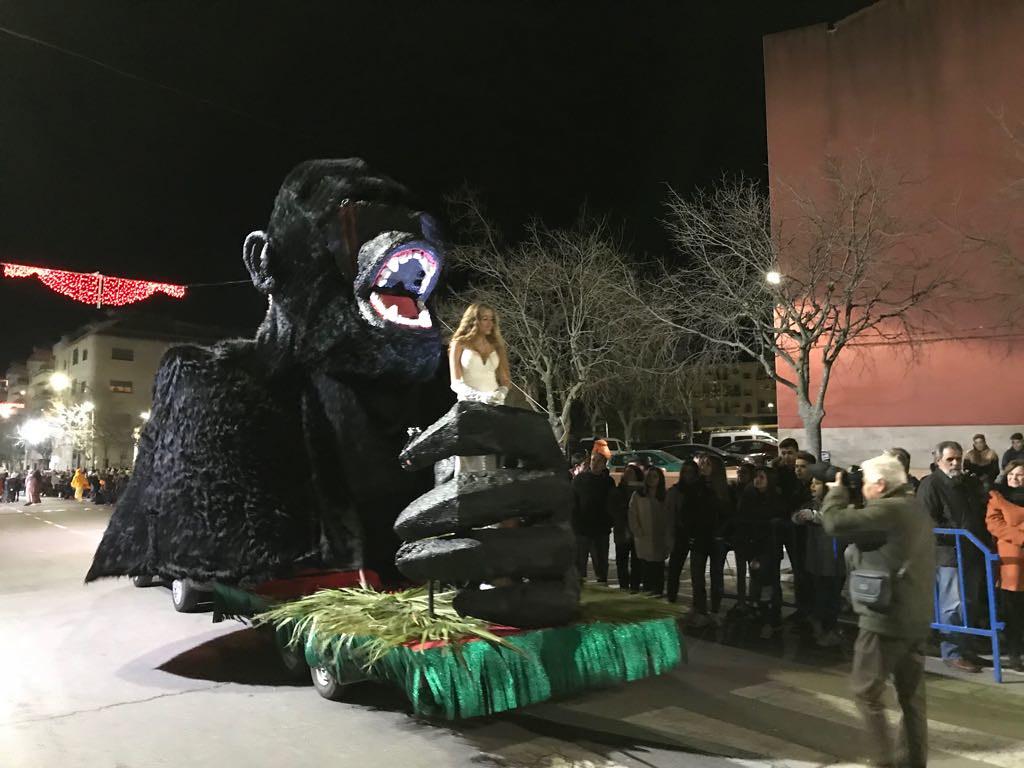 King Kong en Coria, Volando voy, Contigo Aprendí, Armonía y Circo de Babel han sido los ganadores del Carnaval 2018