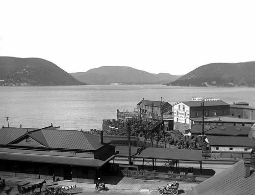 Peekskill Train Station c. 1910