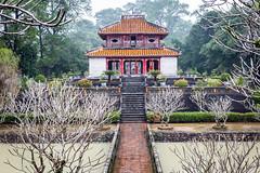 Lăng Vua Minh Mạng Temple