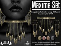 OXIDE Maxima @ Remnant