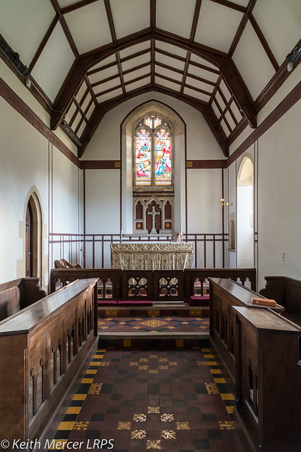 Winterbourne Monkton Interior