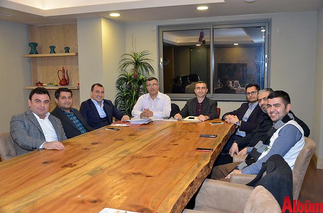 Ahmet Çağlar, Halit Tekin, Mehmet Uslu, Hüseyin Uçkaya, Mustafa Durusoy, Ömer Özdemir, Erhan Direkçi, İbrahim Aydoğan