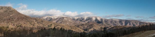 Homeland Series Cold Appalachia