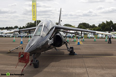 ZJ649 49 - 0173 - Royal Air Force QinetiQ - Dassault-Dornier Alpha Jet A - RIAT 2015 Fairford - Steven Gray - IMG_3853