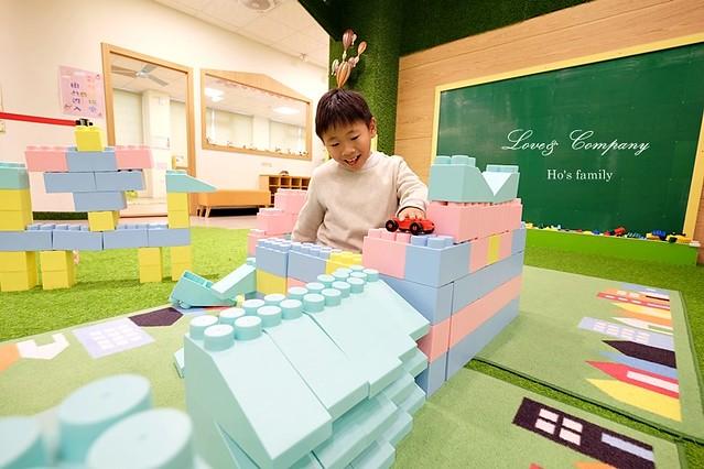 【新竹親子餐廳】大房子親子成長空間49