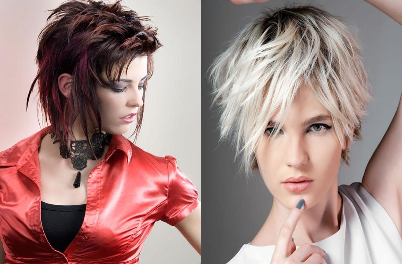 +75 Beautiful Short Haircuts for Women 2018-2019 7