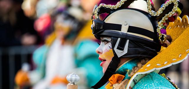 Aalst carnaval 2018 - Gezichten (Visages - Faces) (V1)