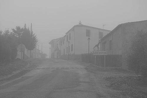 Neblina en el Valle