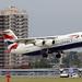 G-BZAX British Aerospace 146 Avro RJ100 BA Connect