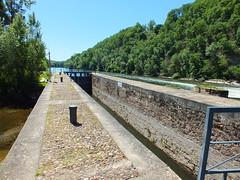 Pescadoires - L'écluse de Campastier - Photo of Sérignac