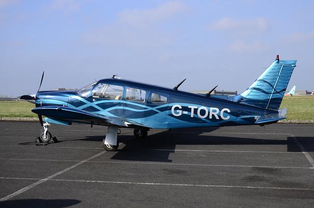 G-TORC PA-28R-200 Cherokee Arrow II