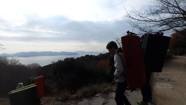 王子ヶ岳ボルダー (1)