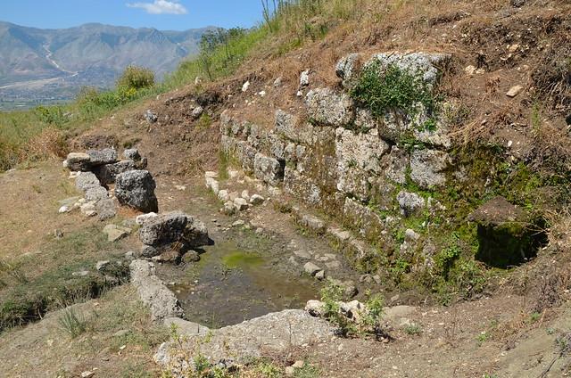 Antigoneia, Epirus, Albania