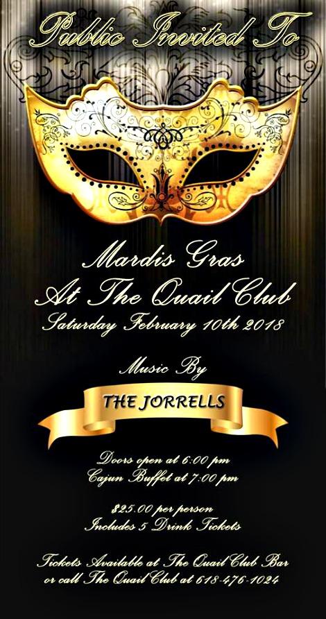 The Jorrells 2-10-18